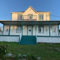 Gîte du Renard, hotel em Gaspé