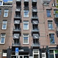 Alp Hotel, hotel sa Amsterdam