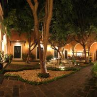 Hotel Boutique La Mision De Fray Diego, отель в городе Мерида