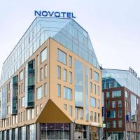 Novotel Архангельск, отель в Архангельске