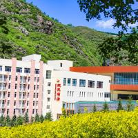 Zhangjiakou Wanlong Ski Resort Shuanglong Hotel, hotel in Chongli