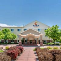 Comfort Suites Fort Collins Near University, hotel in Fort Collins