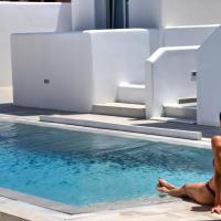 Quartano Luxury Cycladic Residence, Adults Only (13+), hotel in Naousa