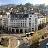 Hotel am Spisertor, hotel in St. Gallen