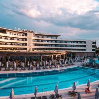 Aqua Paradise Resort & Aqua Park, отель в Несебре