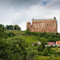 Zamek Golubski – hotel w Golubiu-Dobrzyniu