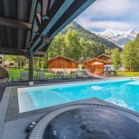 Hôtel Le Refuge des Aiglons, hotell i Chamonix-Mont-Blanc