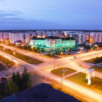 Slavyanskaya Hotel, отель в Тобольске