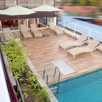 Beach Corridor Hotel & Spa, hotel in Negombo