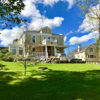 Tattingstone Inn, hotel em Wolfville