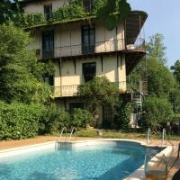Le Grand Chalet, hotel in Aspet