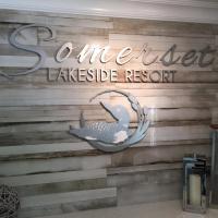 Somerset Lakeside Resort, hotel em Bancroft