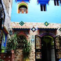 Hotel Casa Khaldi, hotel in Chefchaouen