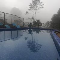 Quinta los volcanes, hotel in Turrialba