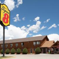 Super 8 by Wyndham Dubois, hotel in Dubois