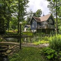 Le 5 Owl - Lac Brome by Reserver.ca, hotel em Lac-Brome