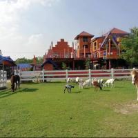 Dome Ing Prao Cowboy Home-stay โรงแรมในมหาสารคาม