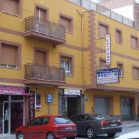Hostal Casa Juan, hotel en Lorca