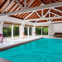 Charming Villa with Private Swimming Pool in Koksijde