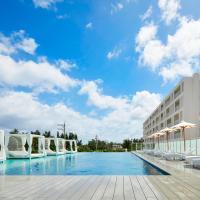 LOISIR Living Suites SERAGAKI、恩納村のホテル
