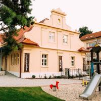 Penzión Flámm, hotel in Rajecké Teplice