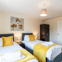 Velvet 2 bedroom Apartment, Stewart Place, Ware, hotel in Ware