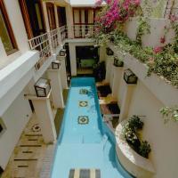 Casa Sánchez by The Oxo House, отель в городе Санто-Доминго