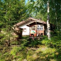 Деревня Хоббитов, отель в городе Uralets