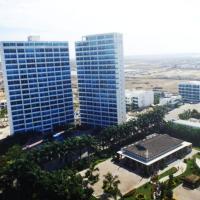 Suite Urb Punta Centinela vista al mar, hotel em Santa Elena