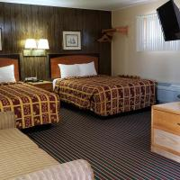 Grand Motel, hotel in Hastings