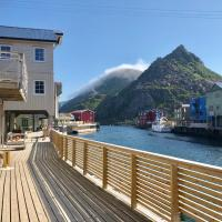 Apartment for holiday in Nyksund