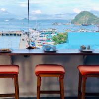 Blue Ocean Hotel, hotel in Labuan Bajo