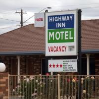 Highway Inn Motel, hotel em Hay