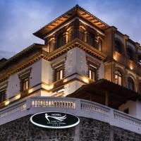 Vista del Angel Hotel Boutique, hotel in Quito