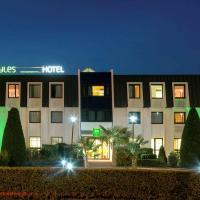 ibis Styles Bordeaux Aéroport、メリニャックにあるボルドー・メリニャック空港 - BODの周辺ホテル