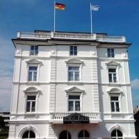 Hotel Künstlerhaus, Hotel in Norderney