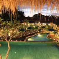 Kailash Suites at Gunung Sari, отель в Убуде