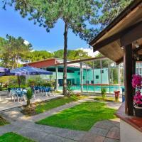 Hotel Meridianus, hotel v Lignanu Sabbiadoru