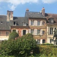 Maison de charme Beaumont, proche Deauville