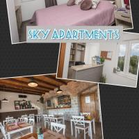Sky Apartments & Rooms, hotel in Cavtat