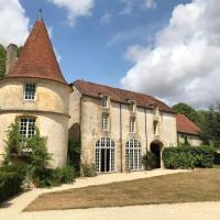 Orangerie du chateau de Quemigny sur Seine, hotel v destinaci Quemigny-sur-Seine