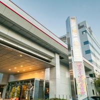 勝山ニューホテル、勝山市のホテル