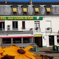 Hôtel Au Lion D'or, hotel in Nogent-le-Rotrou