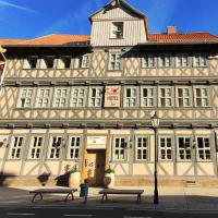 Hotel Alte Brennerei, hotel in Wernigerode