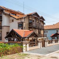 Vila Almax, hotel u gradu Soko Banja