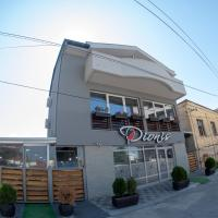 DIONIS Rooms & Apartments, hotel in Prilep