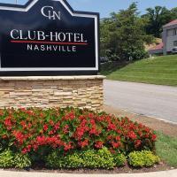 Club Hotel Nashville Inn & Suites, hotel in Nashville