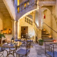 Best Western Marquis de la Baume, отель в Ниме