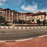 Apartment near Gornaya Karusel