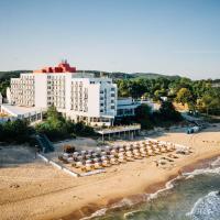 Vienna House Amber Baltic Miedzyzdroje, отель в Мендзыздрое